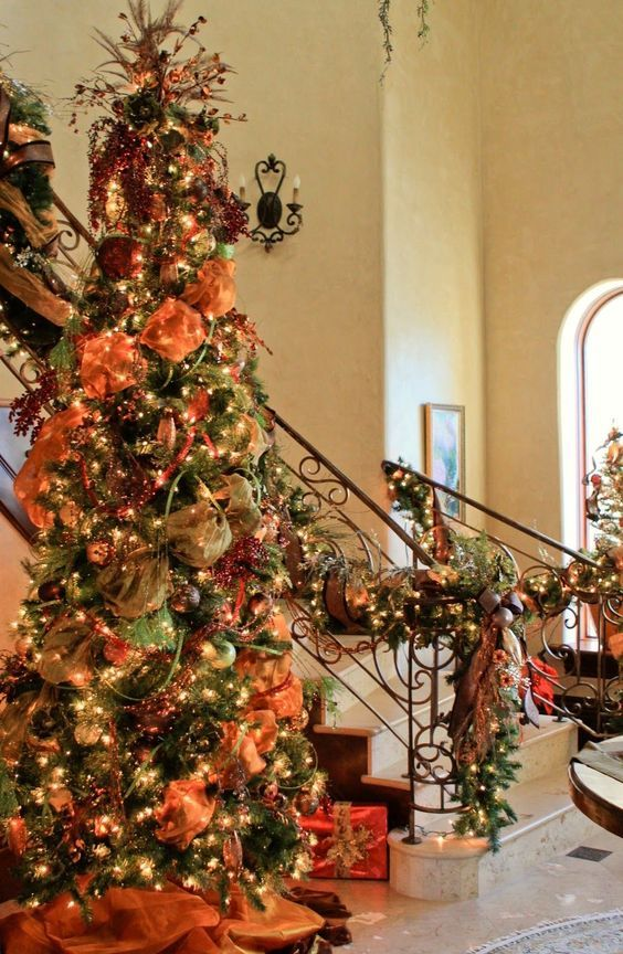 Pin by Marcie Cahill on Christmas Trees | Pinterest | Christmas ...