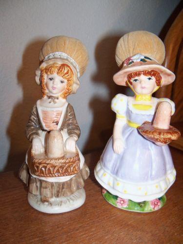 Vintage Schmid Pincushion Thimble Holder Porcelain Girls 2 Japan   eBay /  Mar 11, 2014 / US $29.99