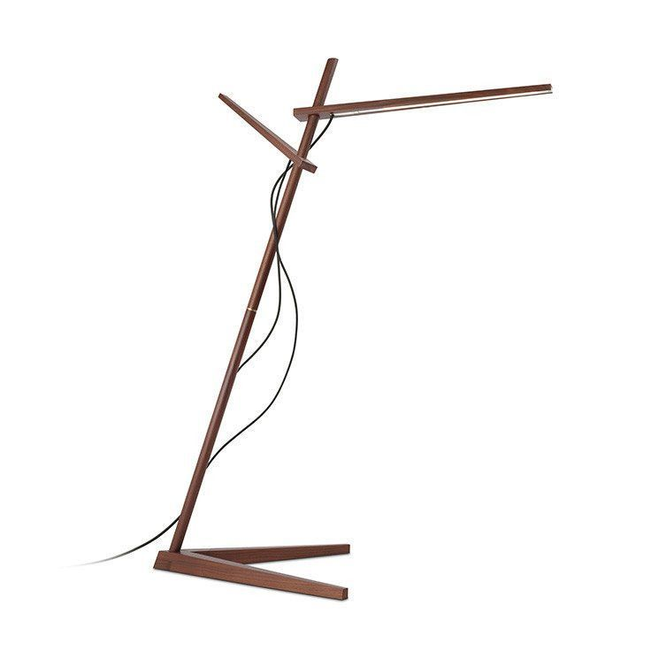 Information: Pablo Designs Clamp Floor Lamp  Features: Clamp Floor brings the simplicity and elegance of the Clamp lamp to a floor-standing model. Fusing timele
