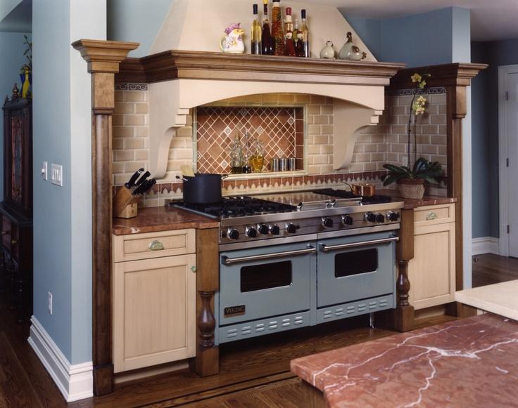 8 best viking range images on pinterest viking range for Viking kitchen designs