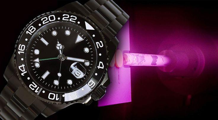 Was ist eine PVD-Beschichtung bei Uhren?  Physical Vapor Deposition