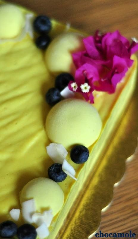 Raw Vegan lemon coconut!!!