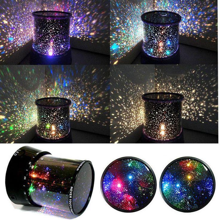 Die besten 17 Ideen zu Night Light Projector auf Pinterest ...:Amazing Sky Star Master Night Light Projector Lamp LED Holiday in box |  Home & Garden,Lighting