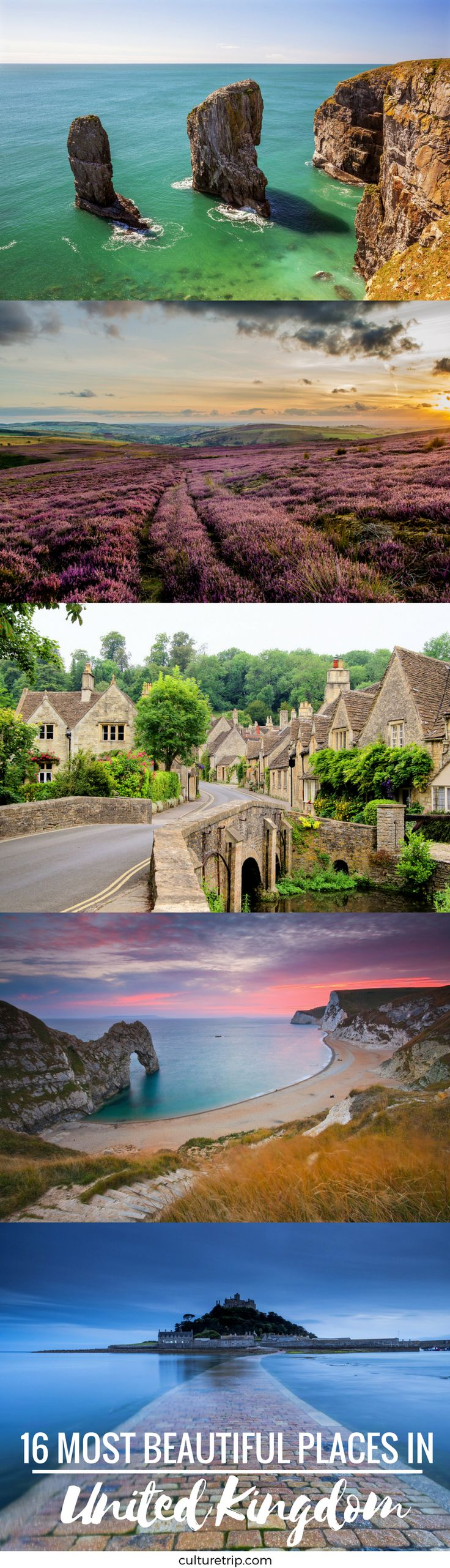 The 16 Most Beautiful Places To See In The United Kingdom                                                                                                                                                                                 More