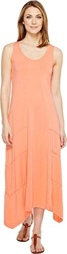 New Mod-O-Doc Womens Cotton Modal Spandex Jersey Seamed Maxi Tank Dress online. Enjoy the absolute best in Calvin Klein Dresses from top store. Sku cubb21496cvni90697