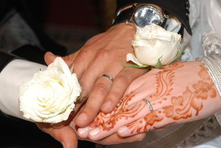 MOROCCAN Wedding Traditions and Customs