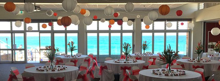 Wedding Venues Sydney - Bronte Function Centre
