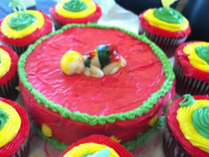 38 Best Jamaican Themed Party Images On Pinterest: 24 Best Images About Jessie Be Be Shower On Pinterest