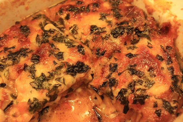 Μελιτζάνες παρμιτζιάνο με φρέσκια Dirollo Mozzarella