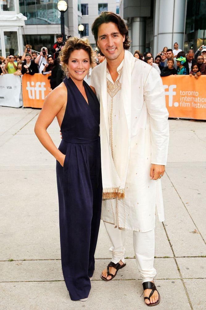 Sophie Grégoire Style: Justin Trudeau's Wife Enters The Spotlight (PHOTOS)