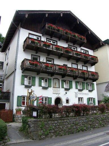 St Wolfgang Austria, by seesturm