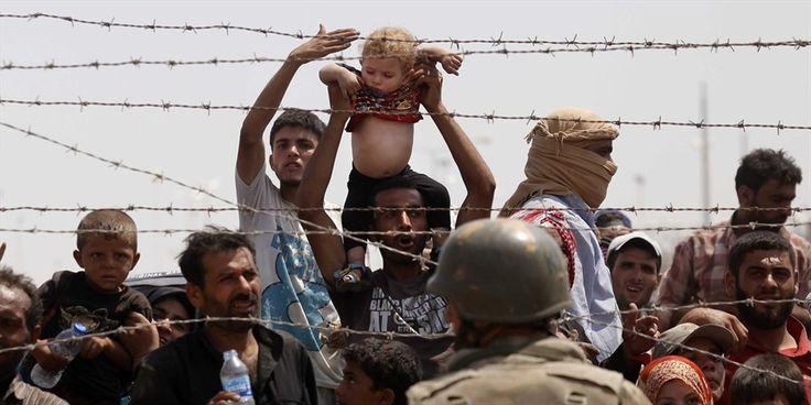 I muri non risolveranno la crisi dei rifugiati