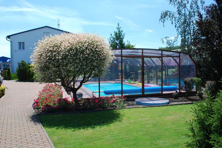 Zadaszenie basenowe PoolsFactory