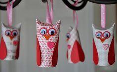 muñeco con rollo de papel cocina - Buscar con Google