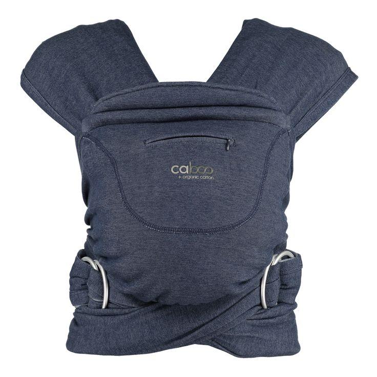 Ce porte-bébé physiologique Caboo est parfait pour porter bébé de la naissance et jusqu'à 12-15 mois (14,5 kg). Il présente tous les avantages du portage en écharpe sans avoir besoin de faire des nœuds, grâce à deux anneaux au niveau de la taille qui permettent un ajustement simple et rapide pour adapter le Caboo à toutes les corpulences. Ce porte-bébé offre 2 positions de portage :  En position ventrale, face au porteur En hamac semi-assis. La tête de bébé doit être au niveau de la…