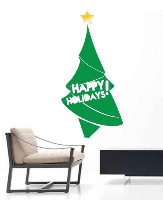 Oh Christmas Tree! #MeshDecorativeDecals #Mesh #Decals #Manila #home #holidays #Christmas mesh_dd@yahoo.com