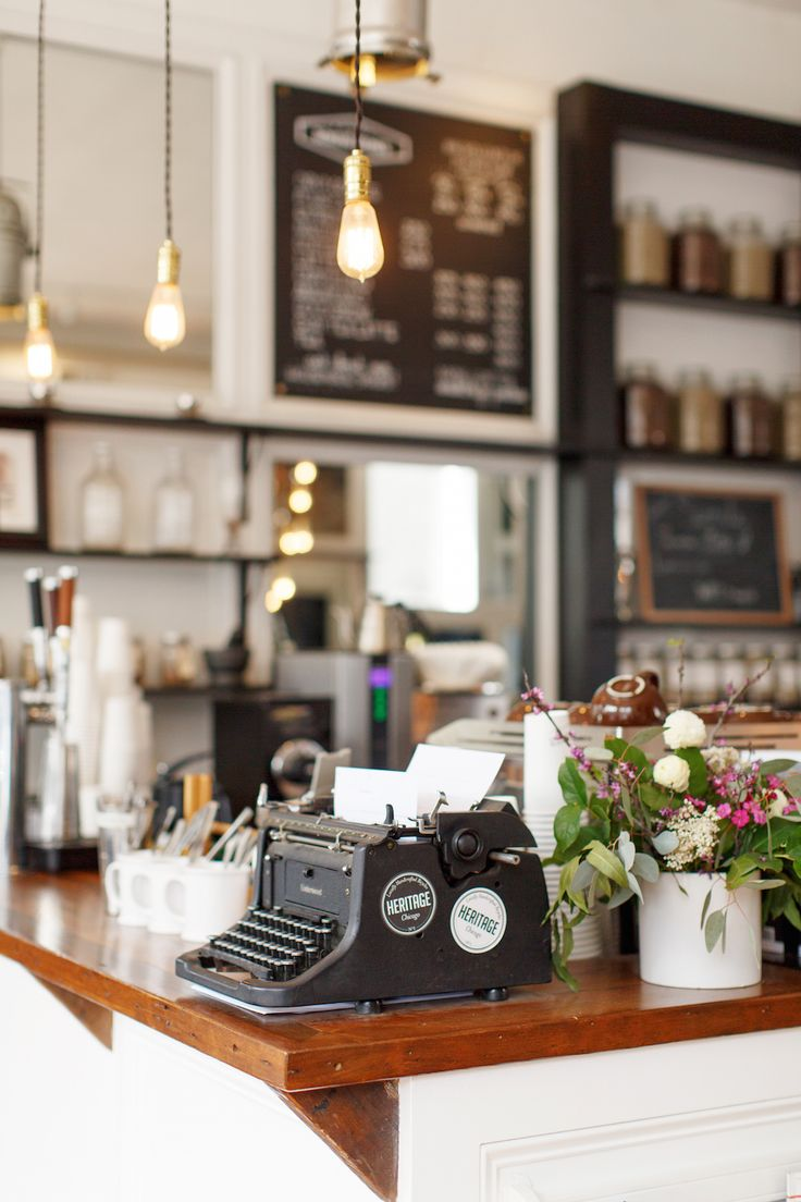 Heritage Bicycles General Store/Coffee Shop • The Style Line