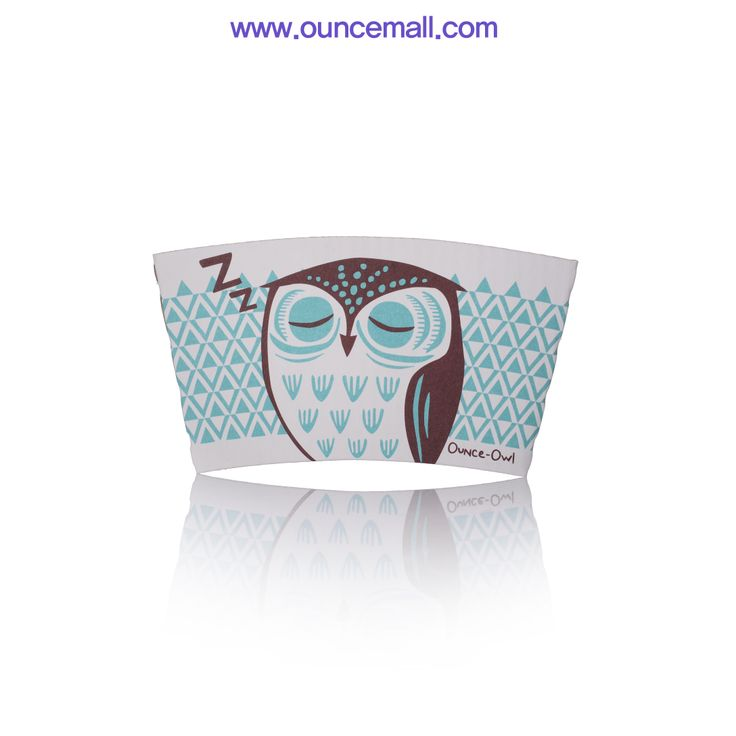 ounce - owl  / cupholder www.ouncemall.com