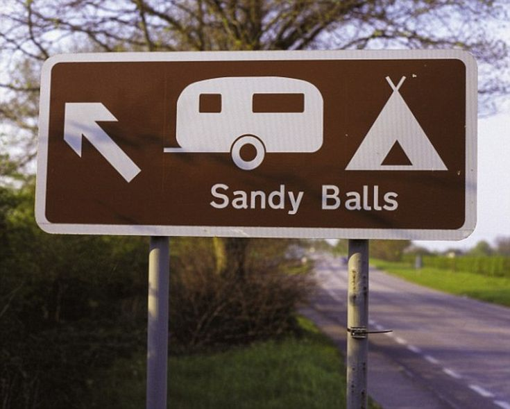 Sandy Balls, situated in the New Forest, was named after the dome-shaped gravel and known ...