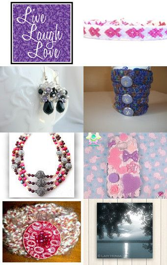 Happy new year to handmade my me team members! by Dixie Sisters on Etsy--Pinned with TreasuryPin.com