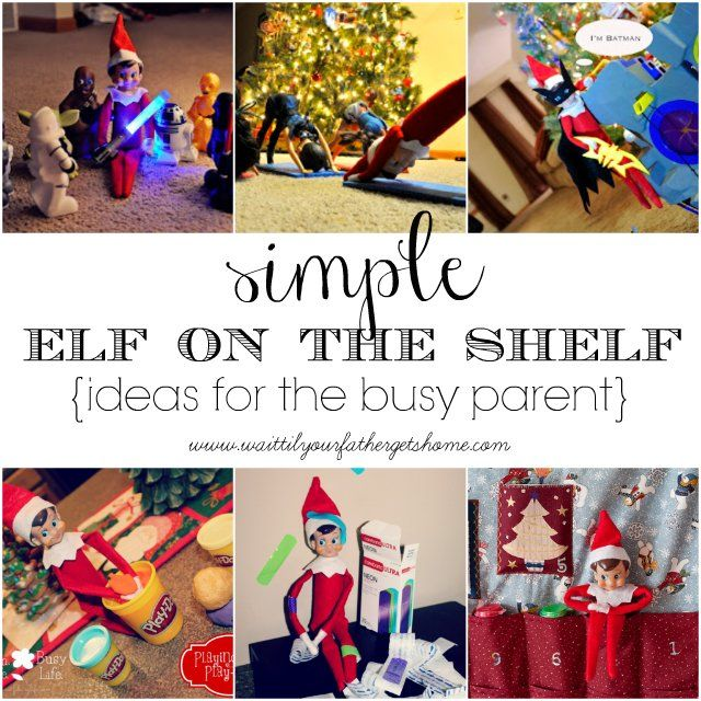 We gathered up over 40 of the BEST Elf on the Shelf ideas for you today! This is such a fun Christmas tradition that kids just love. You can find the Elf on the Shelf Doll & Book that goes with it HERE.. We have included so many fun & easy ideas that your kids will be so excited about.