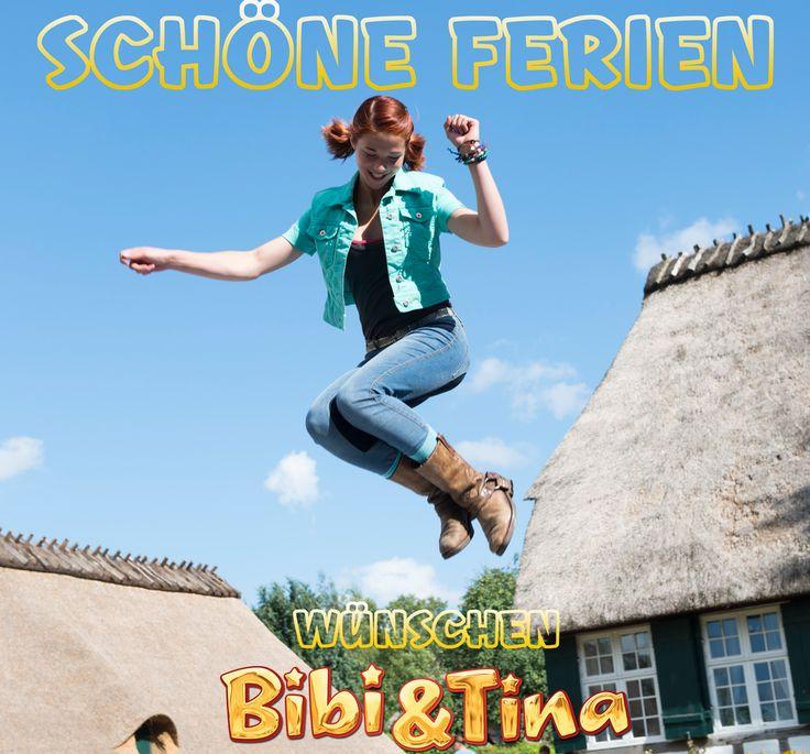 Wir freuen uns auf #BibiundTina2
