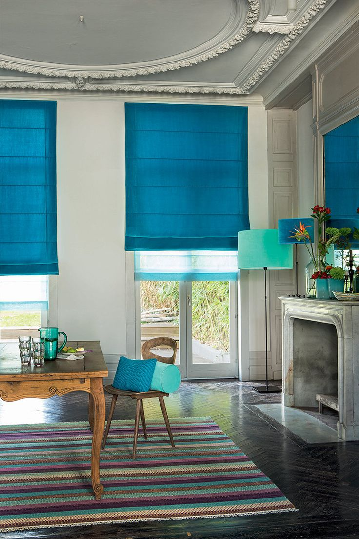 1000 id es propos de rideaux de double fen tre sur pinterest rideaux de la cuisine rideaux - Double rideaux heytens ...