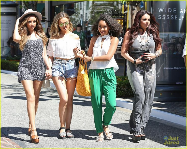 little mix hit grove shopping la hotel 09