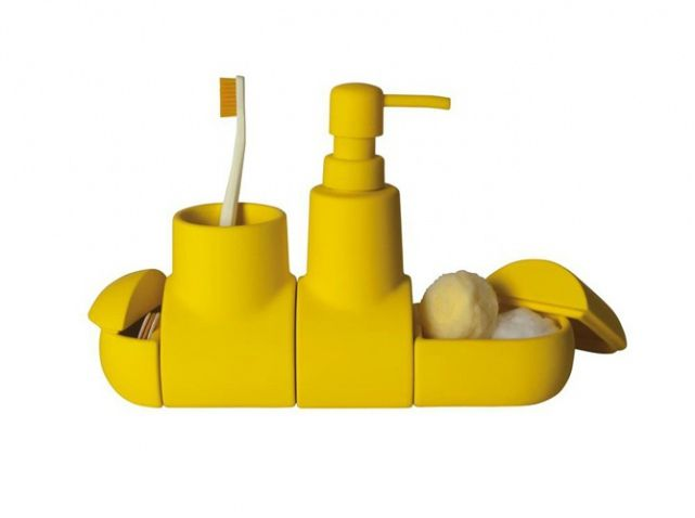 Pour la salle de bain Enfants. en vente chez made in design ou absolument design.