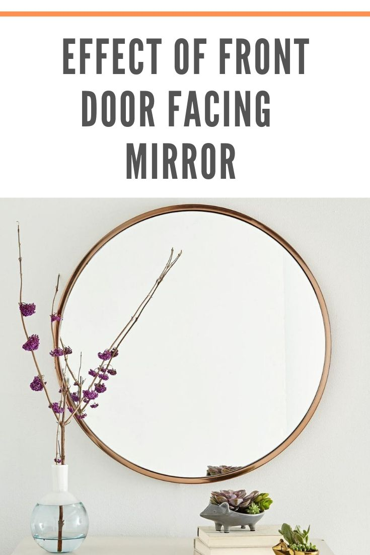 Feng Shui Mirror Facing Door.Mirror Door Frontdoor Vastu Fengshui Mirror Effect