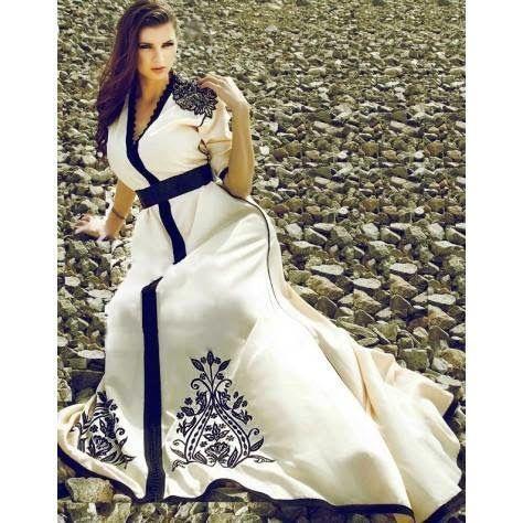 Caftan Marocain 2015 Styles Entre Simplicité & Prestige | Caftan Marocain Boutique