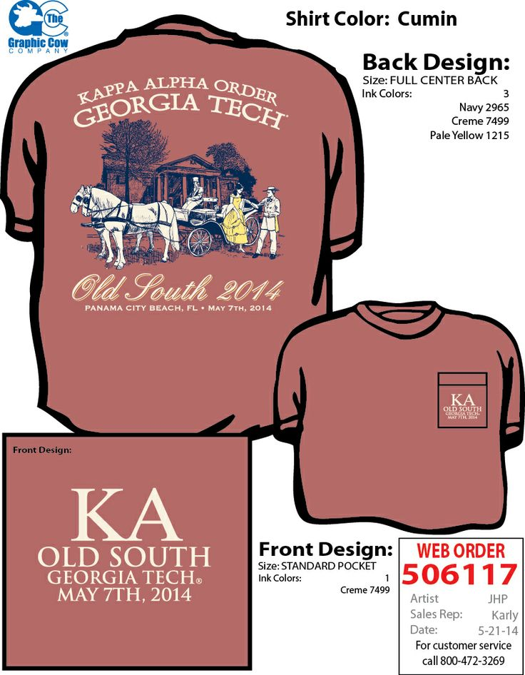 Kappa Alpha Order Old South Ball by James