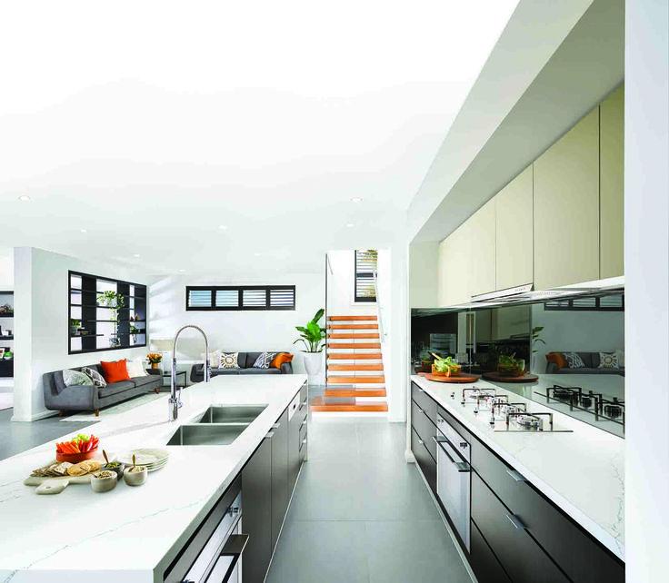 Boston 34 || Clarendon Homes Kitchens