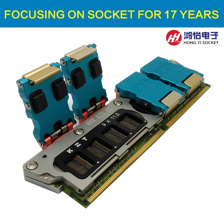 758.00$  Watch here  - DDR4 SDRAM Particle Test Fixture Multi-fuction All in one Jig Memory Chip Burn in Socket Excellent Quality