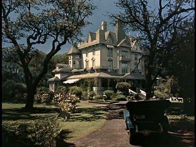 Agnes Moorehead's Mansion | Santa Rosa, California - McDonald Avenue Film Locations