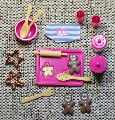 Barbie accessories on ebay.