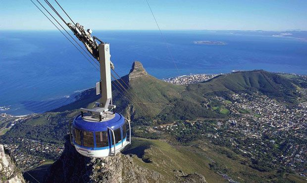 Explore our natural Wonder, Table Mountain, by taking a cable car trip, venturing on a hike, having a meal at the restaurant or even just admiring the 'out-of-this world' view from the top. Table Mountain is a definite must for all visitors. http://tablemountain.net/