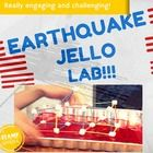 This lab or activity is a hands-on and collaborative learning lesson that incorporates the following: STEM Earthquakes Geology Engineering Design R...