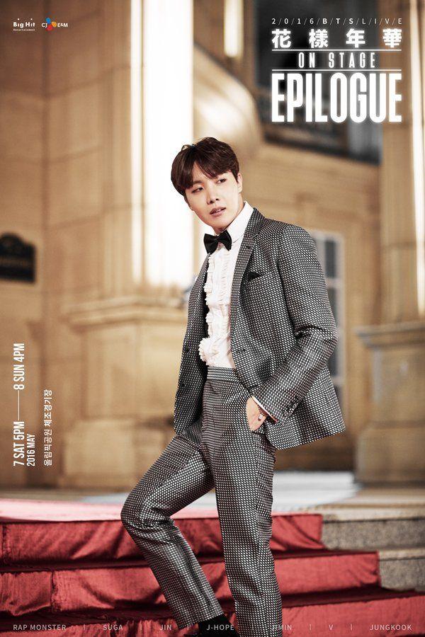 J-Hope BTS Epilogue