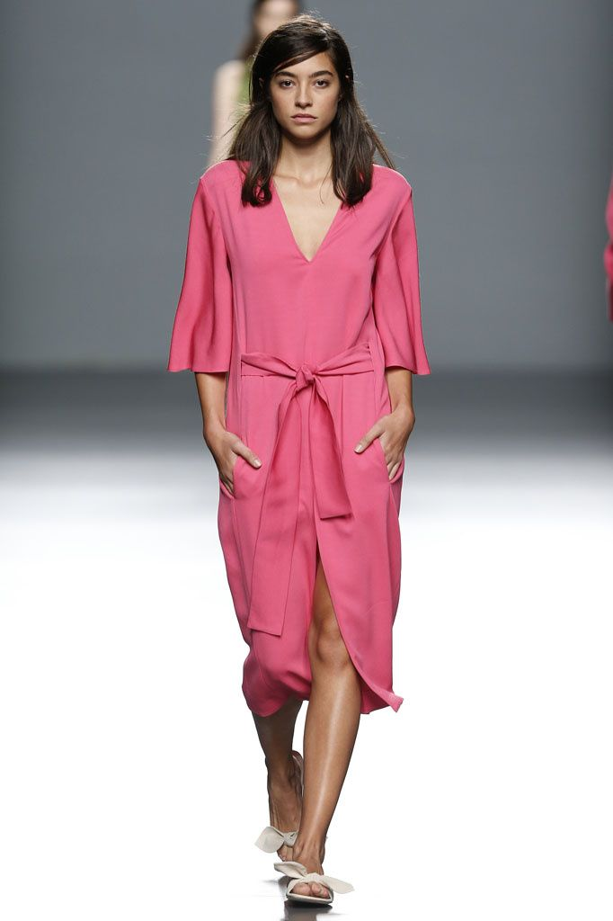 Rocío Crusset para Angel Schelesser  #pinkaholic Pink trend. Pink, spring summer 2017. Rosa, primavera verano 2017. #tendencias2017 #primaveraverano2017 #rosa