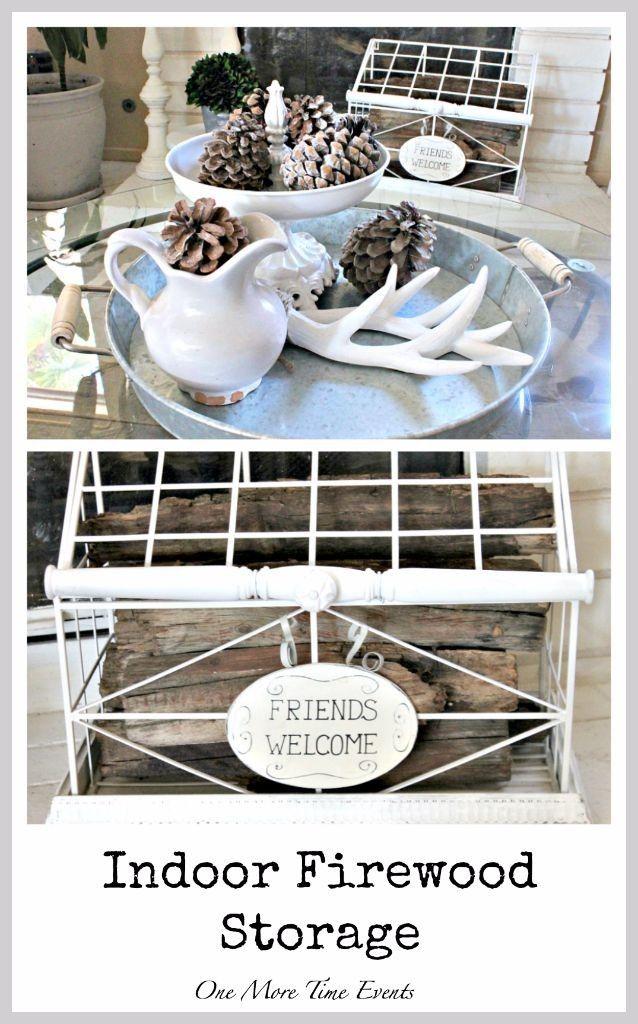 The Best Indoor Firewood Storage Ideas On Pinterest Firewood - Creative firewood storage ideas turning wood beautiful yard decorations