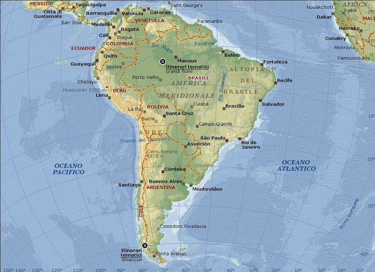 Best Places In Argentina Images On Pinterest South America - Argentina map equator