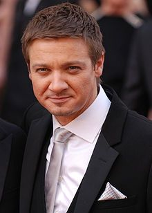 His ancestry includes German, dinosaur, and Irish / Jeremy Renner - Wikipedia, the free encyclopedia // WTF?