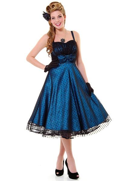 Vintage 40s Swing Dresses