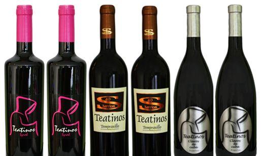 Hoy tenemos la cata de la Bodega Teatinos, y para los que no podéis asistir hemos realizado una selección de los vinos que vamos a degustar con una promoción inigualable, solo durante esta semana.  LA SELECCIÓN SE COMPONE DE 2 BOTELLAS DE CADA VINO Teatinos Claros de Cuba Teatinos 40 barricas Reserva Teatinos Syrah joven  Ver selección: www.vinosdecuenca.es