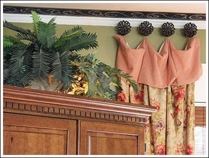 17 Best ideas about French Country Curtains on Pinterest | Cafe ...