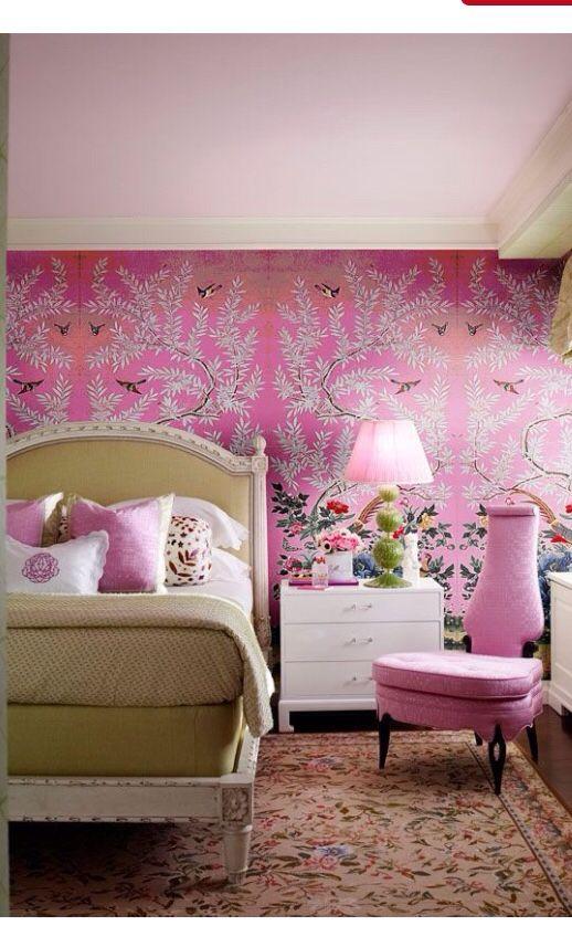 Room Background Pink 1