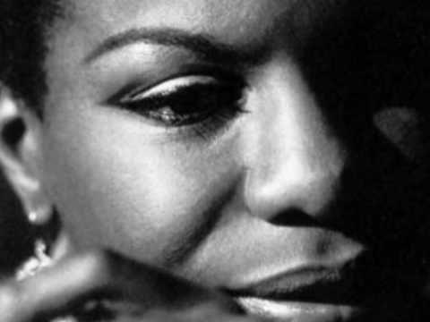 Love me, love me, love me, say you do...    Wild is The Wind- Nina Simone