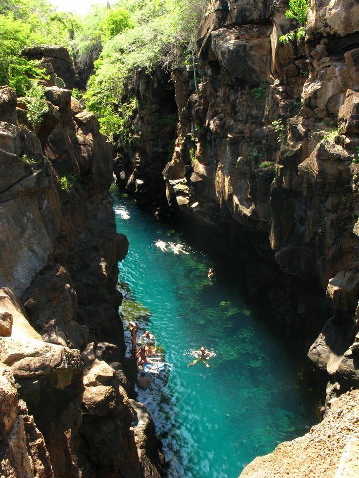 Las Grietas - Galapagos Islands
