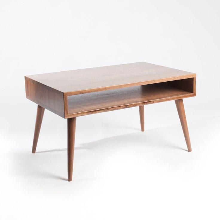 Solid Wood Mid Century Coffee Table: Best 25+ Mid Century Coffee Table Ideas On Pinterest